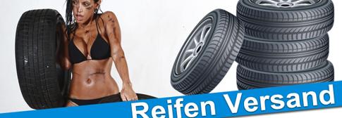 Reifenversand-Angebot von MBE Elmshorn