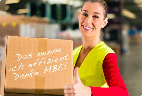 Mehr Online-Shop-Profit mit MBE-Fulfillment